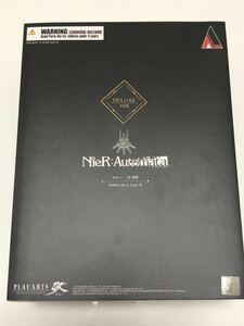 【新品 未開封】NieR Automata ニーアオートマタ PLAY ARTS改 スクエアエニックス ヨルハ二号B型 DX版フィギュア 未使用