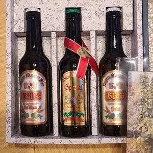 バイエルンマイスタービール3本 お酒