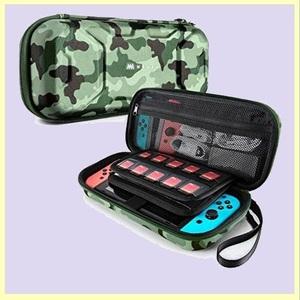 ☆★即決歓迎★☆新品☆未使用★ Nintendo Mumba L-9G ハンドストラップ付 ゲ-ムカ-ドケ-ス Switch ケ-ス 防水 防塵 耐衝撃