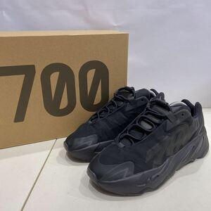 【adidas アディダス】FV4440 YEEZY BOOST 700 MNVN イージーブースト 26cm ブラック ポリエステル 2108oki