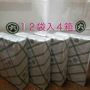 【送料無料】大師巻 堂本製菓の大師巻き 12袋入MIX ご贈答用4箱