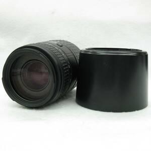【L-113】SIGMA シグマ DL MACRO SUPER 70-300mm 1:4-5.6D / NIKON ニコン用 カメラレンズ 動作未チェック
