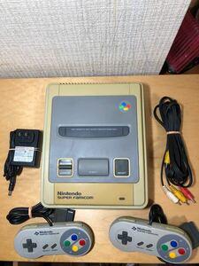 1ch Nintendo ファミコン本体 SUPER FAMICOM スーパーファミコン 任天堂 ニンテンドー