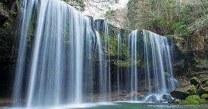WEB素材 画像 写真 データ 撮影 フリー  オリジナル 滝 6