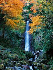 WEB素材 画像 写真 データ 撮影 フリー  オリジナル 滝 4