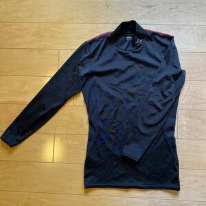 2枚セット TIGORA アンダーシャツ 長袖&半袖 2枚セット