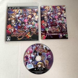 魔界戦記ディスガイア4(PS32109-64)