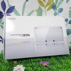 ニンテンドー3DS本体 ニンテンドー3DS 任天堂3DS 任天堂3DS本体 任天堂 アイス ホワイト タッチペン 充電器
