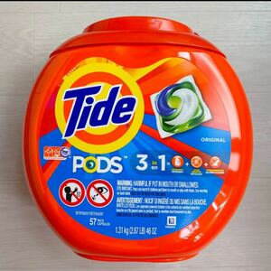 Tide ジェルボール タイド アメリカ 洗剤 洗濯 柔軟剤 輸入 ハワイ 外国
