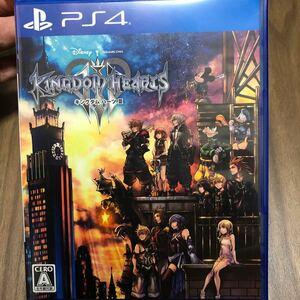 PS4 KINGDOM HEARTS キングダムハーツ3