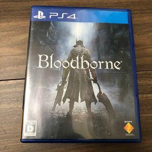 PS4 ブラッドボーン  Bloodborne