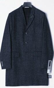 Dior homme 18aw チェスターコート ダブルチェスターコートジャケット メンズ