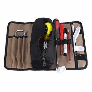 Yosoo ツールバッグ 工具差し 技術者用 作業工具 ポーチ 工具袋 技術者用 作業工具 ポーチ 工具袋 36 * 25センチ