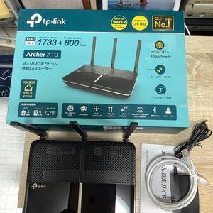 無線LANルーター TP-Link ArcherA10