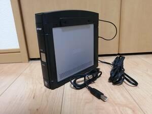 電動冷却ファン付 バッファロー 外付けHDD HD-HC320U2 SATA/3.5インチ HDD/500GB 換装