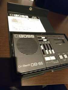 BOSS DB-66 リズムマシン メトロノーム Dr.Beat ドクタービート 送料無料H01