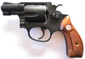 Smith&Wesson M36.38spl Chief`s Special Heavy Weight S&W M36 チーフスペシャル ガスガン タナカワークス   中古保管品20210927C