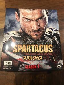 スパルタカス シーズン1(SEASONSコンパクト・ボックス) [DVD]中古