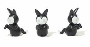 【新品】Lotta フィギュア Socks the Ghost cat ayano nakano ISETAN 3D ART PROJECT 伊勢丹 ソフビ