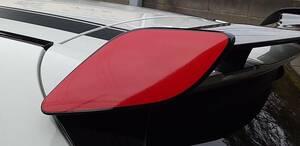 メルセデスベンツ AMG A45 エディション1W176 (2013)翼端板用自作シート すべてのエディション1オーナーに!
