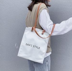 レディースバッグ トートバッグ ハンドバッグ 小さめ キャンバス 軽量 手提げ 肩掛け 手持ち 2WAY 鞄 かばん 通勤通学 旅行
