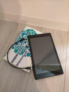 Kindle Fire HD8 Amazon 8インチ画面