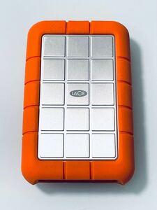 LaCie Rugged ポータブル・ハードディスク・ドライブ 250GB