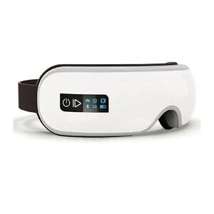 アイウォーマー 恒温加熱【子供モード追加】 音楽機能 ホットアイマスク 日本語音声 USB充電 ギフト プレゼント 目元ケア