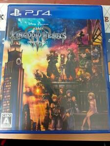 キングダムハーツ3 KINGDOM HEARTS III PS4ソフト PS4 PlayStation4