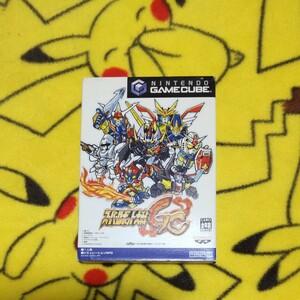 【GC】 スーパーロボット大戦GC ゲームキューブ