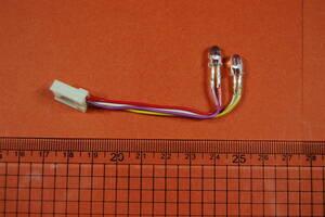 NEC PC9821V200 等 電源及びHDDアクセス LEDユニットのみ 動作未確認 現状渡し ジャンク扱いにて L-115