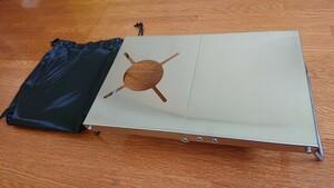 折りたたみ遮熱板テーブル ST-310 CB-JCB TRB250対応