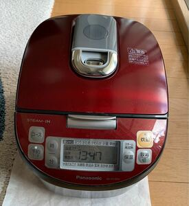 Panasonic炊飯器SR-SY105J 2016年製