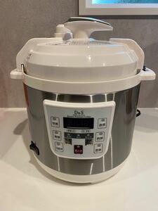 D&S 家庭用マイコン電気圧力鍋STL-EC30