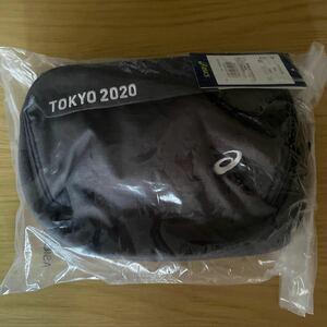 東京オリンピック TOKYO2020 ショルダーバッグ ウエストポーチ ウエストバッグ アシックス