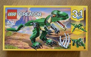 レゴ LEGO クリエイター 31058 巨大ダイナソー 恐竜の模型 知育玩具 ブロック