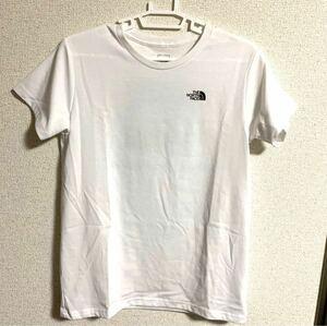 THE NORTH FACE 半袖Tシャツ 白 レディース