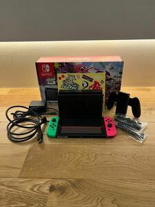 Nintendo Switch ニンテンドースイッチ本体 スプラトゥーン2セット 任天堂