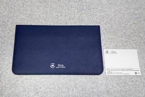 SONY × fico prodotto di GANZO ソニーストア限定 Xperia Z3 Tablet 用 オリジナルスリーブケース ネイビー