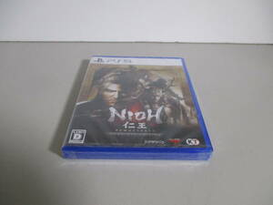 PS5 仁王 Remastered Complete Edition 未開封