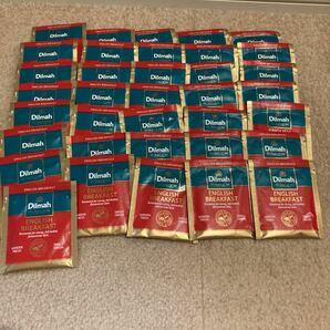 ディルマ 紅茶 イングリッシュブレックファースト ティーパック 36袋