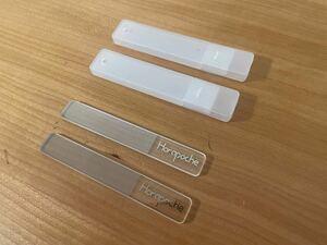 ナノガラス製爪やすり 爪磨き サロン級ネイルケア ナチュラルな艶と輝き