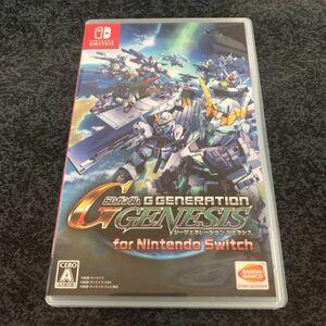SDガンダム ジージェネレーション ジェネシス for Nintendo Sw…