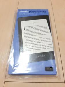 新品未開封 Kindle Paperwhite 防水機能搭載 wifi 8GB ブラック 広告つき 電子書籍リーダー 02