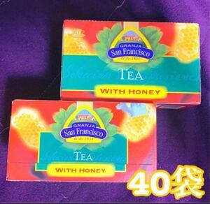 はちみつ紅茶 40袋