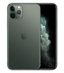 iPhone11 Pro[64GB] au MWC62J ミッドナイトグリーン【安心保 …