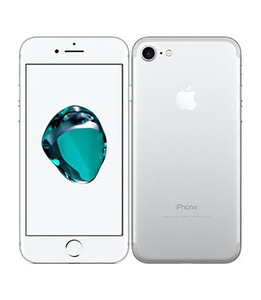iPhone7[32GB] SIMロック解除 docomo シルバー【安心保証】