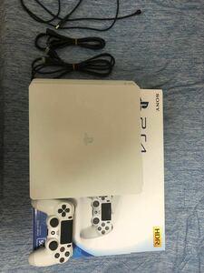 PS4本体  グレイシャー CUH2100A