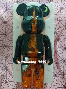 ★超希少★新品★ベアブリック 400% BE@RBRICK 東京タワー 55th Anniversary TOKYO TOWER MEDICOMTOY 千秋 bape kaws