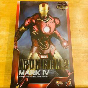 ホットトイズ アイアンマン2 1/6スケールフィギュア アイアンマン マーク4 貴重品